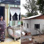 rede solidariedade casa ex-moradora rua