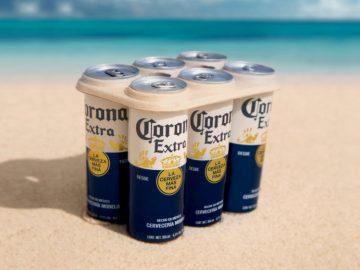 Corona anuncia programa para produzir engradados 100% sem plástico em 2019 4