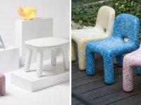 Conheça o Mobiliário Sustentável feito de brinquedos usados para crianças