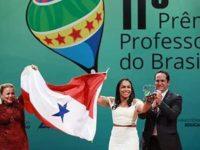 Paraense recebe prêmio de melhor professora do Brasil