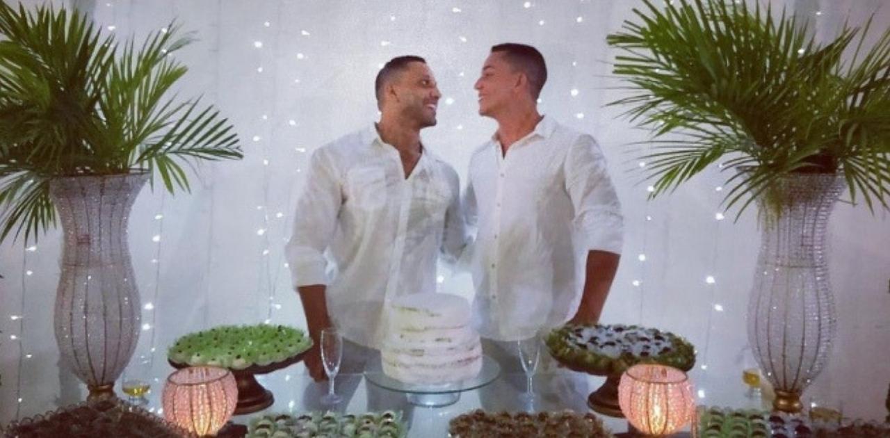 Soldados da PM se casam e quebram preconceitos no interior de Minas