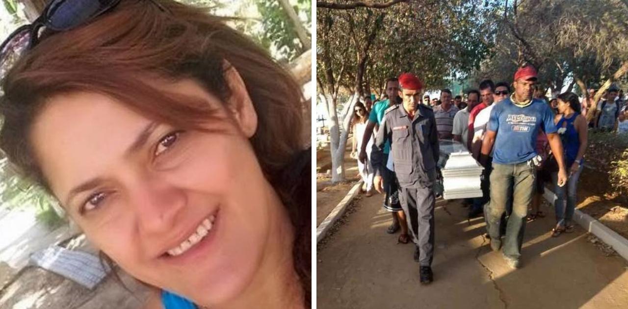 Professora Helley, que salvou crianças de incêndio em Janaúba, é homenageada e dá nome a rodovia