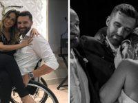 Noivo cadeirante emociona ao dançar valsa com esposa em cerimônia de casamento