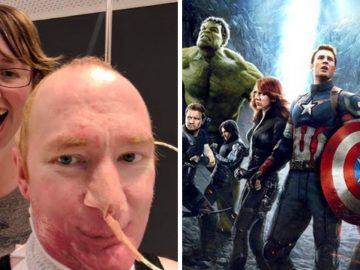 Marvel autoriza fã com doença terminal a assistir Vingadores 4 antes da estreia
