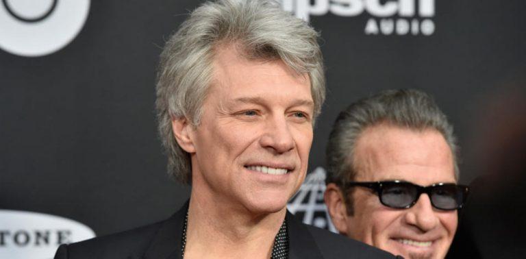 Bon Jovi oferece comida a funcionários do governo Trump sem salários