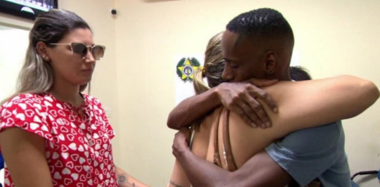 Preso injustamente perdoa mãe que o acusou de assassinato