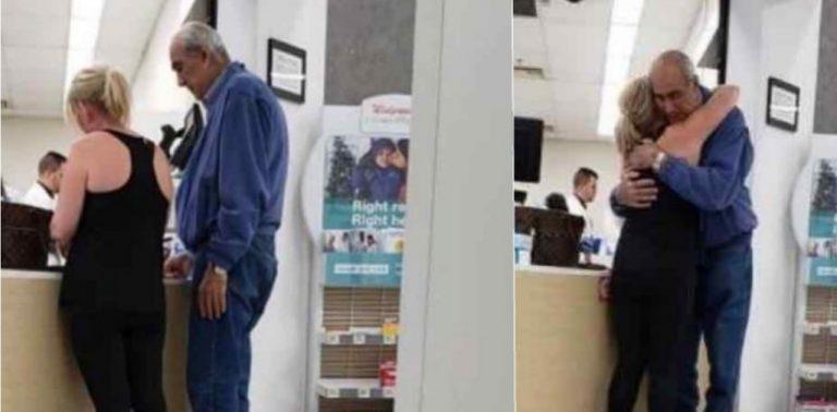 Desconhecida paga conta de idoso sem condições na farmácia 1