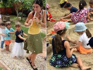 escola waldorf interior pernambuco crianças carentes