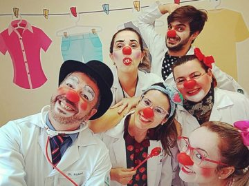 doutores besteirologia alegria pacientes hospitais blumenau