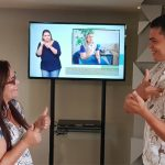 conheça primeira tv brasileira surdo