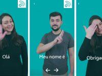 aplicativo libras ensina sinais básicos