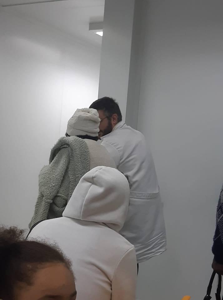 Pacientes presenciam atendimento UPA São Bernardo elogiam médico