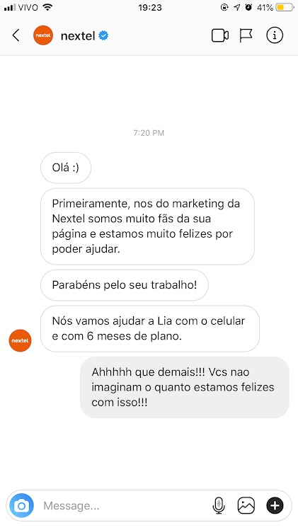 pedreira vai ganhar celular 6 meses plano após história viralizar