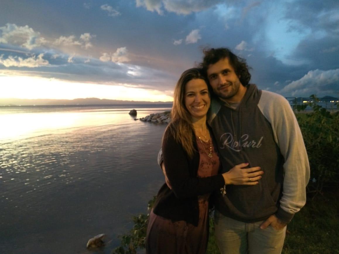 após crime estelionato casal prepara casamento