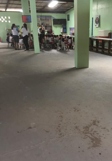 arquitetas reforma escolinha maranhão incêndio