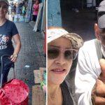 mulher distribui garrafas água moradores rua rio janeiro
