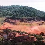 coletivo informações risco barragens