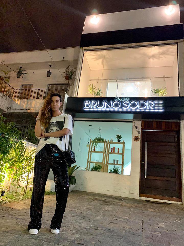 Bruno Sodré: da periferia ao salão de beleza estrelado em SãoPaulo 7
