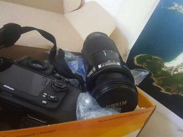 Câmera que havia sido roubada há 4 anos no Rio e foi devolvida