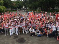 bloco carnaval convida foliões doar sangue