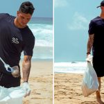 corona projeto global combate plástico oceanos