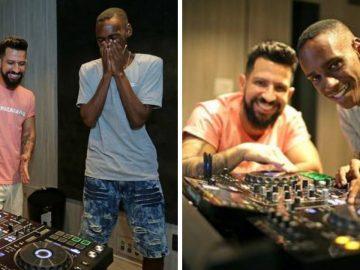 [EM EDIÇÃO] Rapaz preso injustamente ganhará kit completo de DJ para voltar a trabalhar