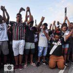 torcedores rivais flamengo homenagem meninos mortos incêndio