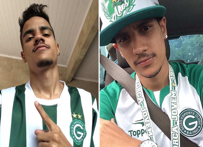 Torcedor do Goiás ganha camisa oficial do time após ser ofendido em rede social