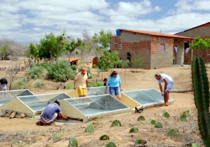 Universidade Estadual da Paraíba desenvolve purificador de baixo custo para distribuir a famílias que sofrem com a escassez da água 2