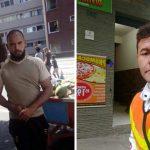desconhecidos ajudam família vidraceiro morto prédio