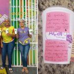 Loja de Açaí em Brasília manda bilhetinhos em delivery e muda a vida de cliente com depressão 2