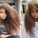 Garoto de 7 anos vira sensação ao trazer cabelo afro para o centro da moda 2
