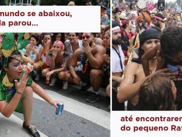 folia carnaval