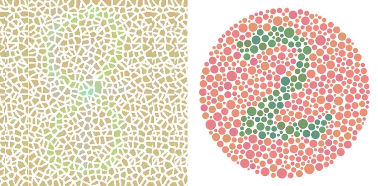 Com apenas um teste de impressão, Canon consegue detectar sinais de daltonismo em crianças
