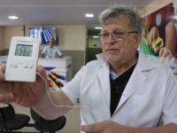 Diretor de posto de saúde banca reforma para amenizar sofrimento de pacientes em Nova Iguaçu (RJ)