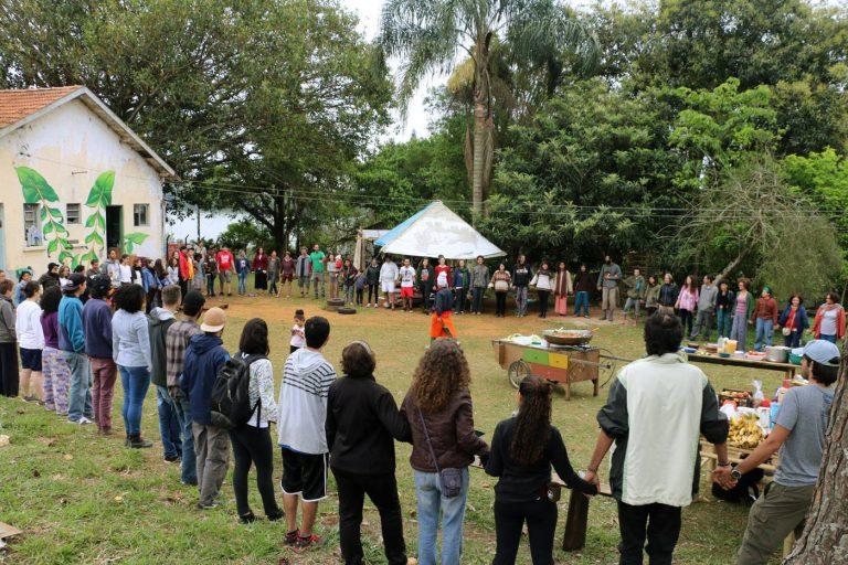 Na Ilha do Bororé, zona sul de SP, um espaço promove ecologia e cultura 1