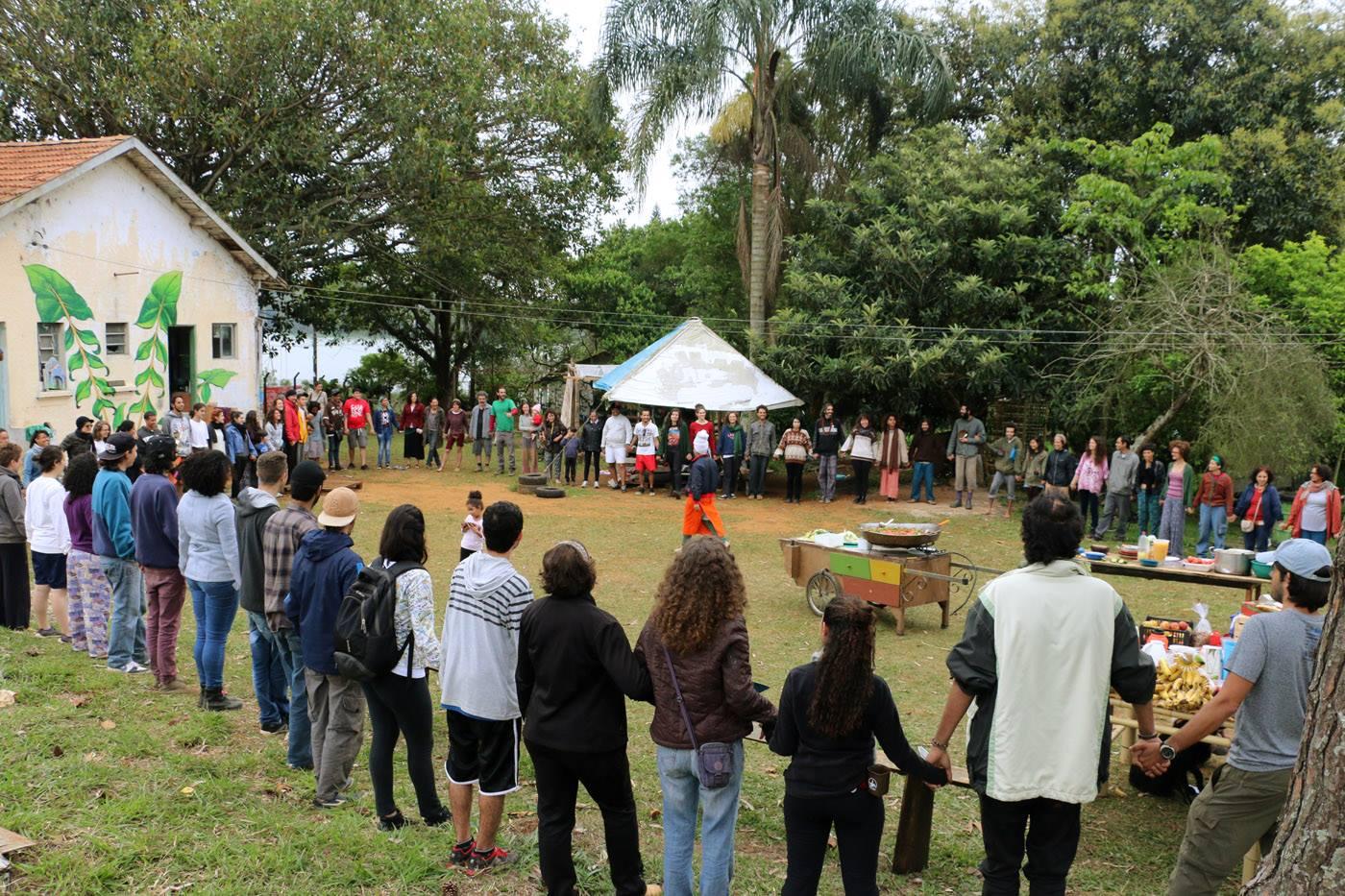 Na Ilha do Bororé, zona sul de SP, um espaço promove ecologia e cultura 2