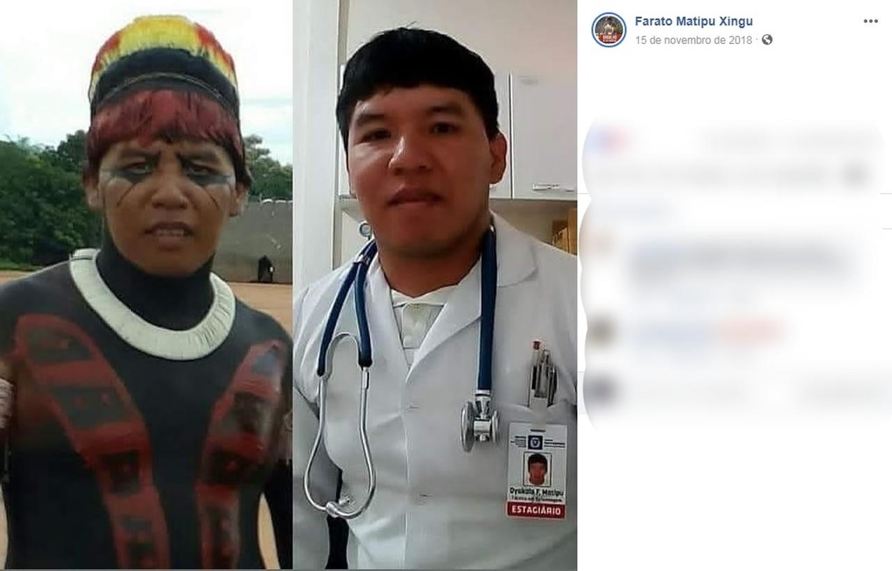 Índio vence preconceitos, se alfabetiza e passa em 1º lugar para medicina no Mato Grosso