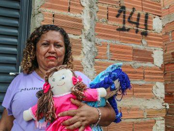 A guerreira que luta por direitos e contra a violência em bairro carente de Campinas (SP) 1