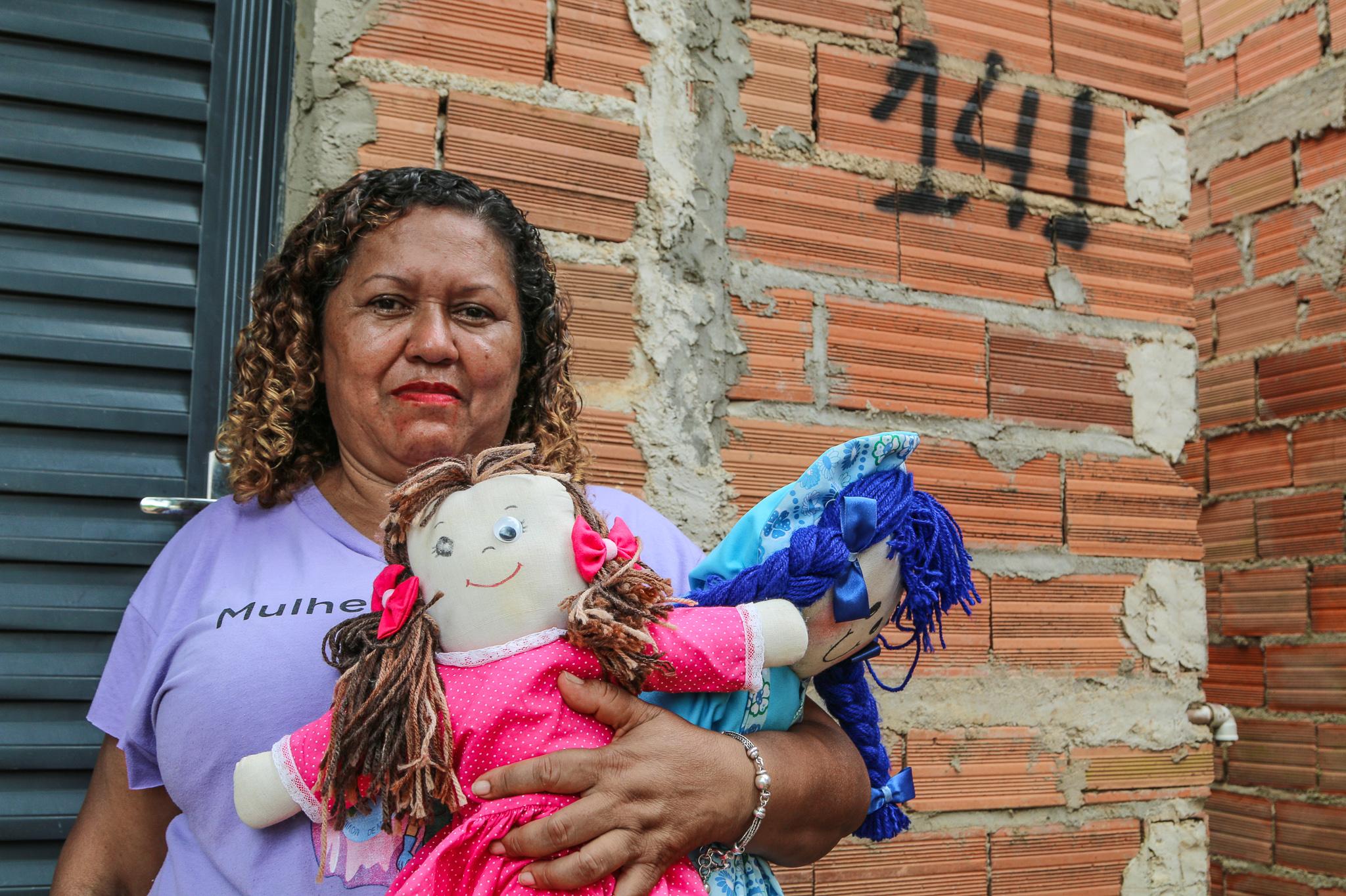 A guerreira que luta por direitos e contra a violência em bairro carente de Campinas (SP) 6