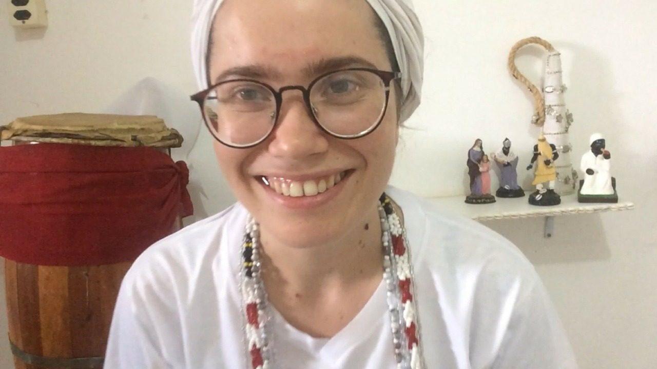 mãe de santo cria canal youtube combater preconceito umbanda