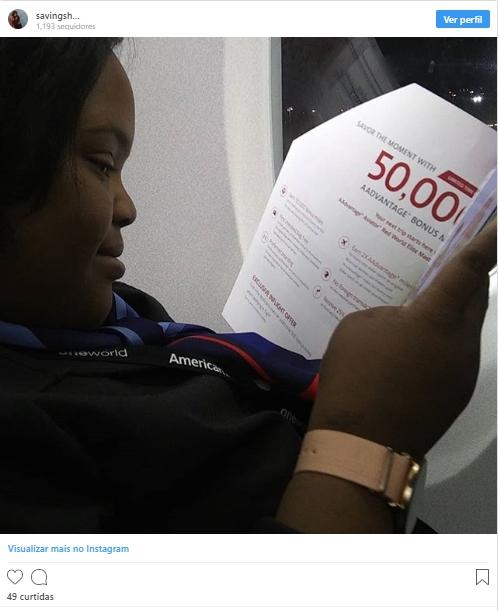 American Airlines contrata sua primeira aeromoça com Síndrome de Down