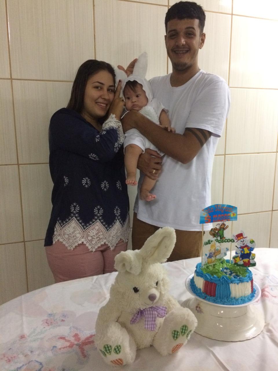 mãe pai filho síndrome down
