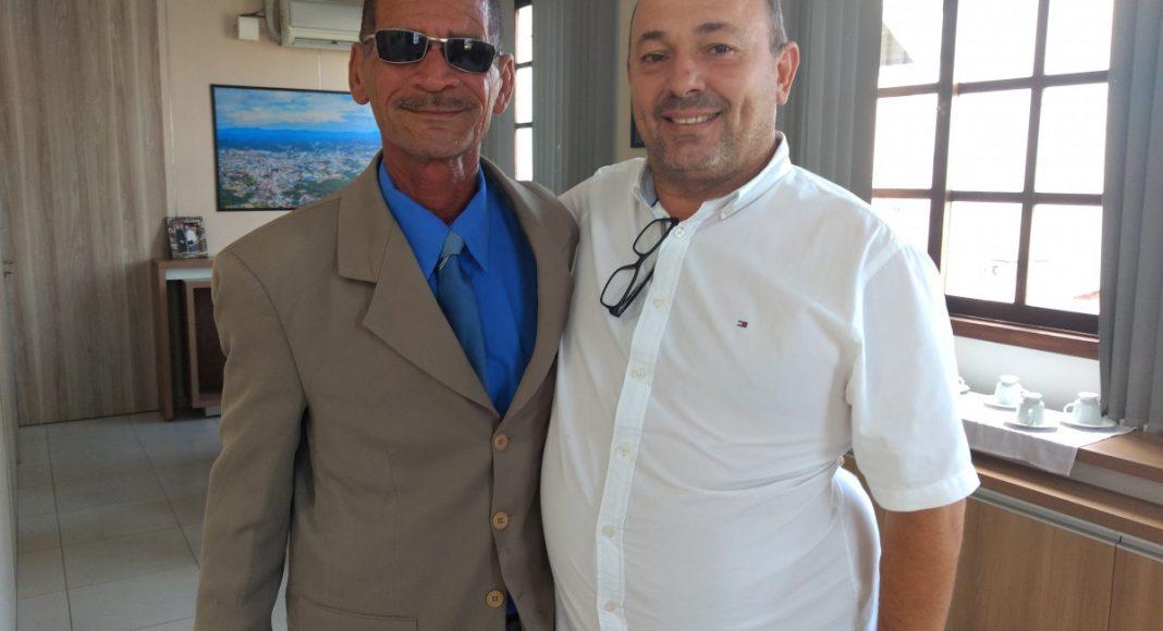 Ex-catador de latinhas é aprovado em processo seletivo da Prefeitura de Brusque (SC)