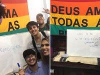 jovem trans aulas de inglês transexuais igreja rio de janeiro