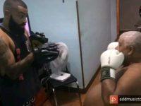 professor boxe revive paixão avô ensina crianças paralisia cerebral