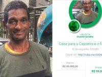 vakinha casa capoeira