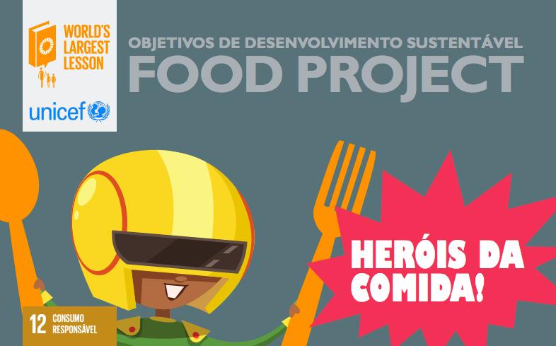 alimentação sustentável food project