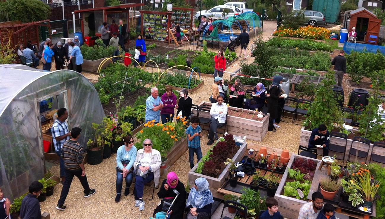 Comida de graça: cidade britânica dá comida orgânica para seus moradores 2