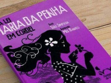 Escolas no Ceará utilizam cordel para ensinar sobre Lei Maria da Penha